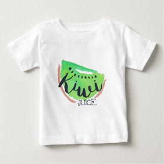 T-shirt Pour Bébé Jus frais de kiwi