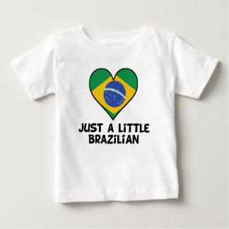 T-shirt Pour Bébé Juste brésilien