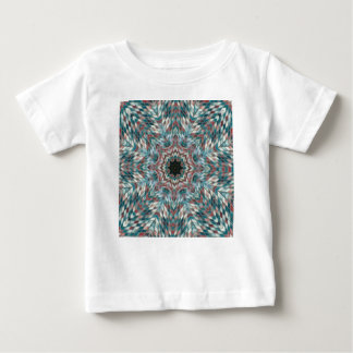 T-shirt Pour Bébé kaléidoscope