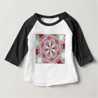 T-shirt Pour Bébé kaléidoscope #3