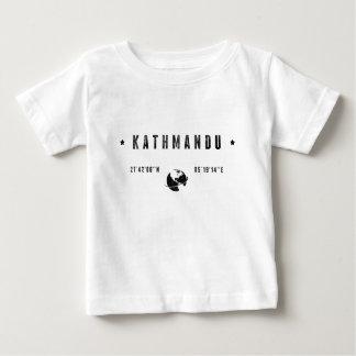 T-shirt Pour Bébé Kathmandu