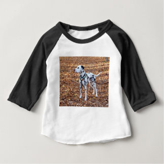 T-shirt Pour Bébé Kevin le Dalmate