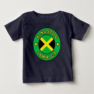 T-shirt Pour Bébé Kingston Jamaïque