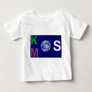 T-shirt Pour Bébé Kosmos étoilé