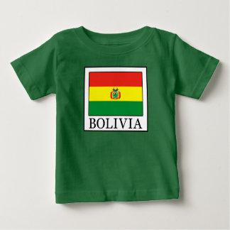 T-shirt Pour Bébé La Bolivie