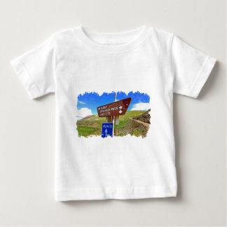 T-shirt Pour Bébé La boucle alpine