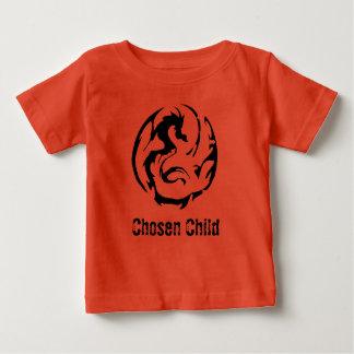 T-shirt Pour Bébé La chemise de l'enfant choisi d'enfant