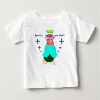 T-shirt Pour Bébé La chemise de l'enfant : Soutenu pour être votre