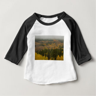T-shirt Pour Bébé La couleur dans le Colorado coloré