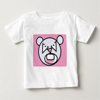 T-shirt Pour Bébé La forme a fait le rat