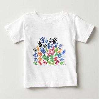 T-shirt Pour Bébé La Gerbe par Matisse