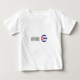 T-shirt Pour Bébé La Havane