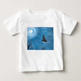 T-shirt Pour Bébé La livraison de hibou