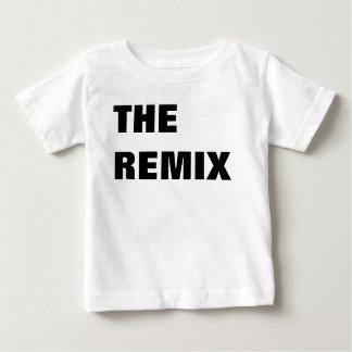 T-shirt Pour Bébé La maman et moi de chemise de bébé de remélange