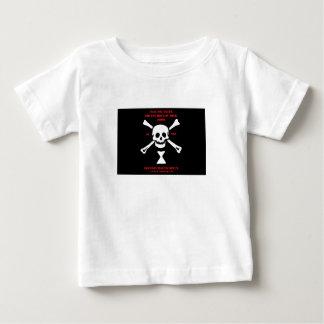 T-shirt Pour Bébé La mort antique de crainte de prière de Viking…