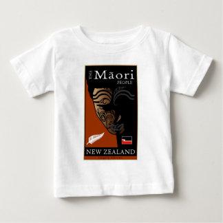 T-shirt Pour Bébé La Nouvelle Zélande