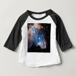 T-shirt Pour Bébé la nuit tient le premier rôle la belle conception