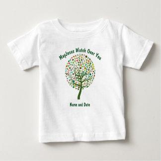 T-shirt Pour Bébé La première communion du bébé, baptême, PHOTO de