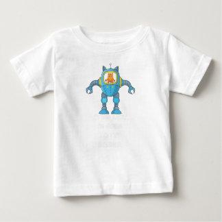 T-shirt Pour Bébé La Science drôle de robot de scientifique