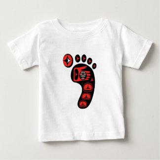T-shirt Pour Bébé La voie