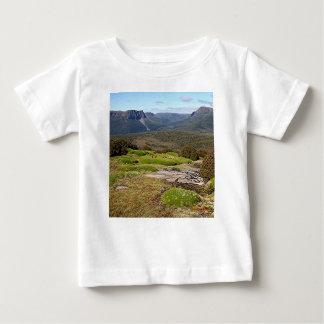 T-shirt Pour Bébé La voie sur terre 2 de la Tasmanie