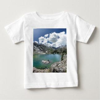 T-shirt Pour Bébé Lac cabin - région sauvage d'Ansel Adams - la