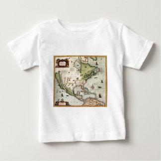 T-shirt Pour Bébé L'Amérique 1610
