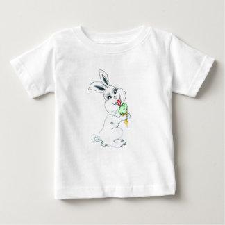 T-shirt Pour Bébé Lapin mignon dessinant 2