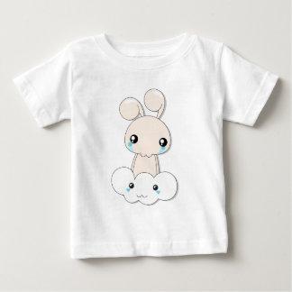 T-shirt Pour Bébé Lapins d'amour