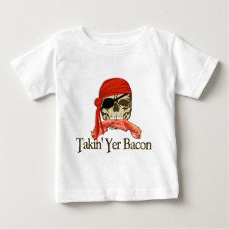 T-shirt Pour Bébé Lard de YER de Takin