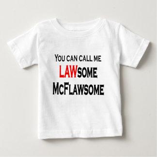T-shirt Pour Bébé lawsome