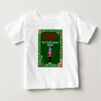 T-shirt Pour Bébé Le ballet de Fluffcracker