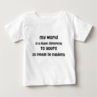 T-shirt Pour Bébé Le bébé, autisme, Aspergers, Special a besoin de