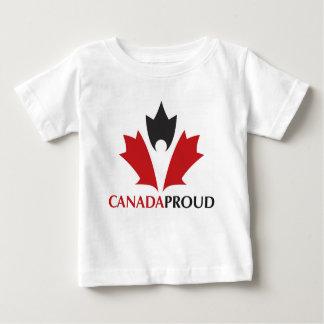 T-shirt Pour Bébé Le Canada fier !