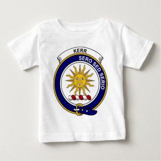 T-shirt Pour Bébé Le clan de Kerr Badge