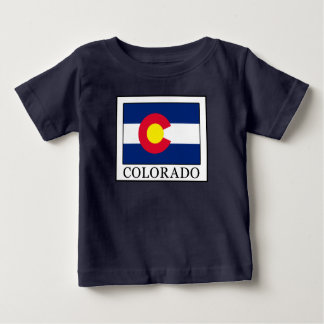 T-shirt Pour Bébé Le Colorado