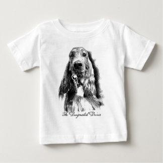 T-shirt Pour Bébé Le conducteur indiqué