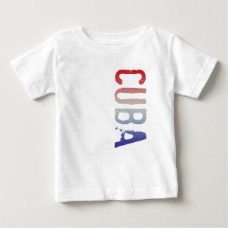 T-shirt Pour Bébé Le Cuba