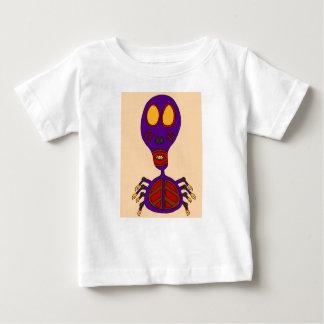 T-shirt Pour Bébé Le fantôme vrai d'Anansi