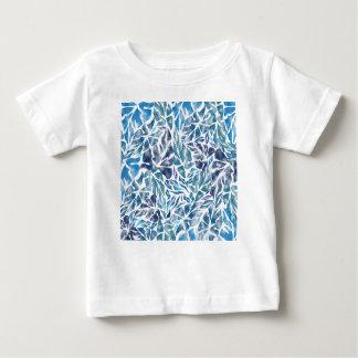 T-shirt Pour Bébé le feuille modèle A