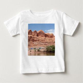 T-shirt Pour Bébé Le fleuve Colorado, Utah, Etats-Unis
