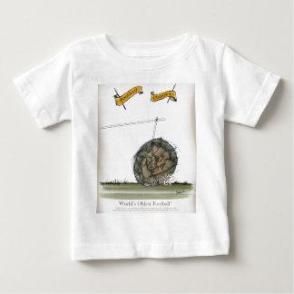 T-shirt Pour Bébé le football le plus ancien du monde