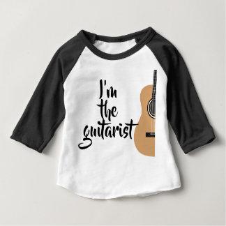 T-shirt Pour Bébé Le guitariste frais badine des vêtements