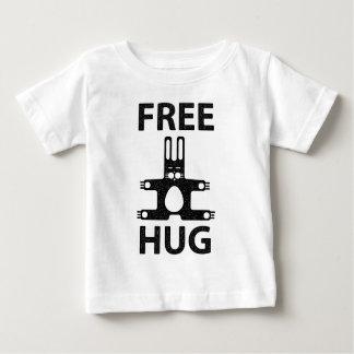 T-shirt Pour Bébé le lapin mignon a besoin d'une étreinte