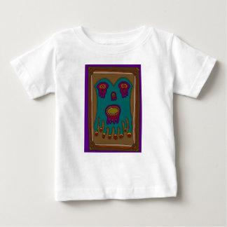 T-shirt Pour Bébé Le maire des marécages