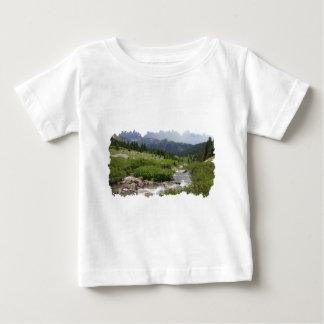 T-shirt Pour Bébé Le marais sur le chiwawa Gulch