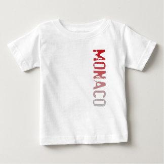 T-shirt Pour Bébé Le Monaco