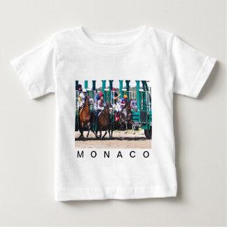 T-shirt Pour Bébé Le Monaco et Javier Castellano