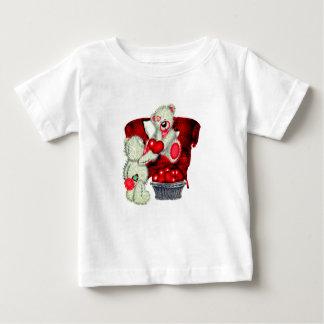 T-shirt Pour Bébé le partage merveilleux soutient la chemise pour