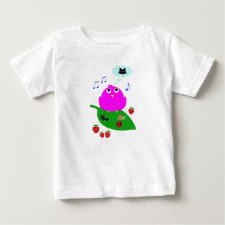 T-shirt Pour Bébé Le Piaf